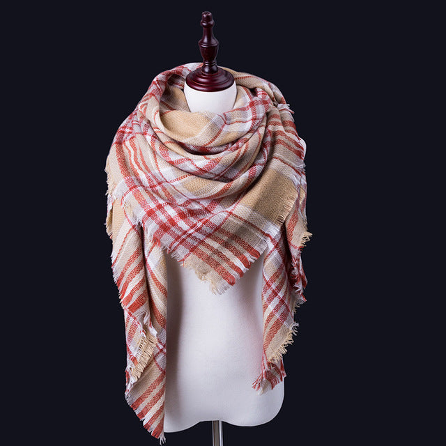 Scarf and Shawl Women's Blanket Scarf