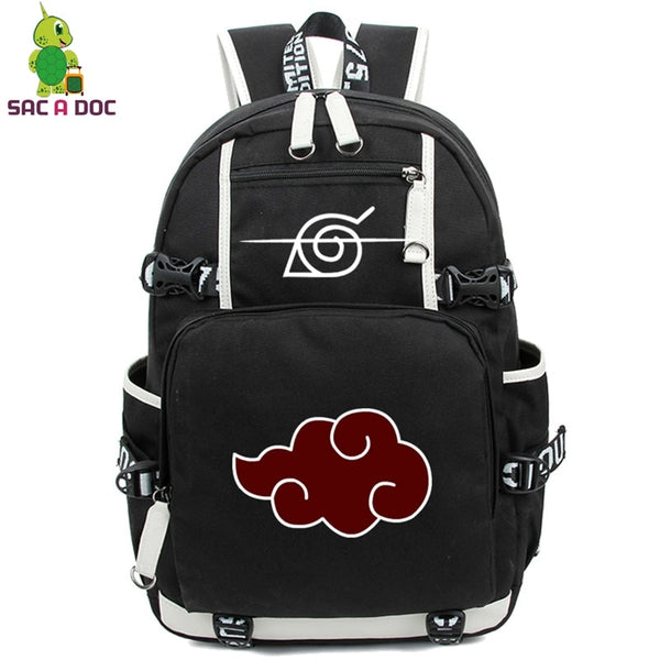 Anime Backpack Naruto School Backpacks bag