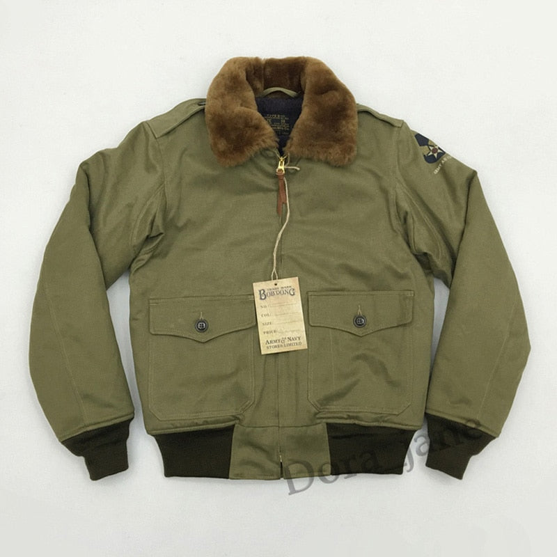 USAF Army Flight Bomber Jacket