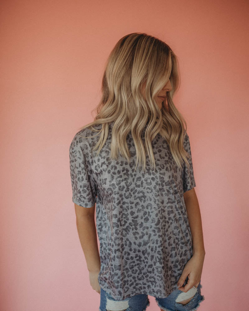Day To Night Top - Grey