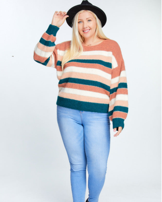 Davi Sweater Curvy
