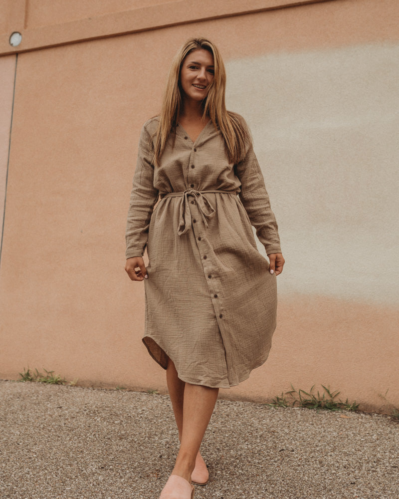 Back To Autumn Dress