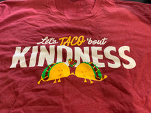 Let's Taco 'bout Kindness short sleeve