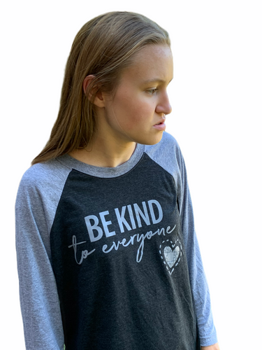 Baseball Tee - Be Kind to Everyone