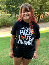 Pizza, Love and Kindness