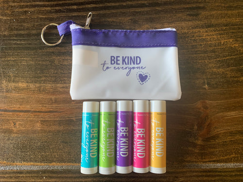 Be Kind to Everyone Lip Balm Variety Pack