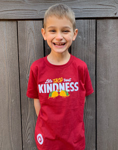 YOUTH Taco 'bout Kindness short sleeve