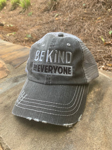 Embroidered Be Kind to Everyone Hat