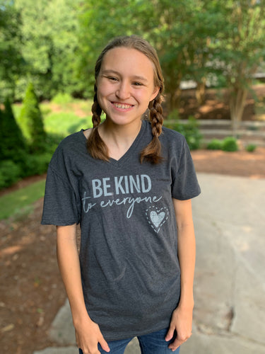 Be Kind to Everyone Anniversary V-Neck