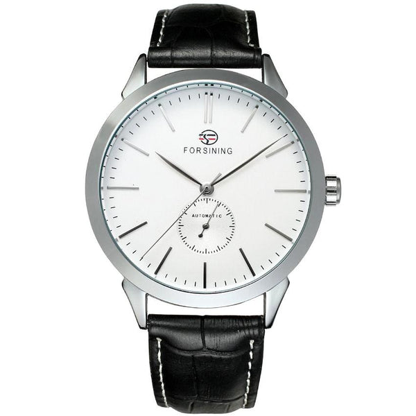CAPONE 40MM - WHITE - timeless & Iconic