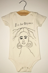 B is for Beyonce