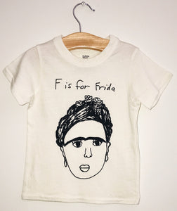 F is for Frida