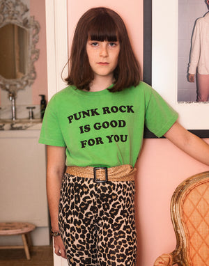Punk Rock is Good For You