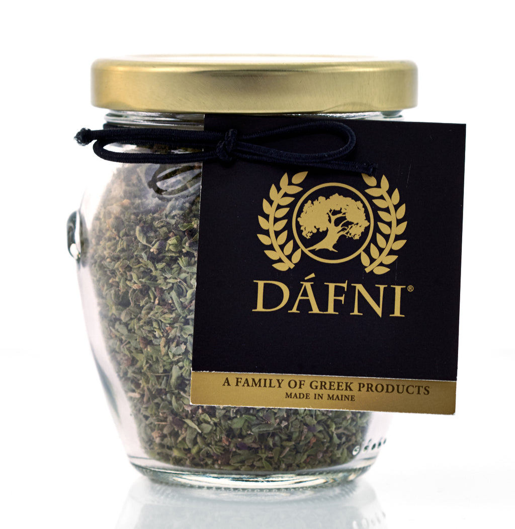 DÁFNI Wild Greek Oregano Jar