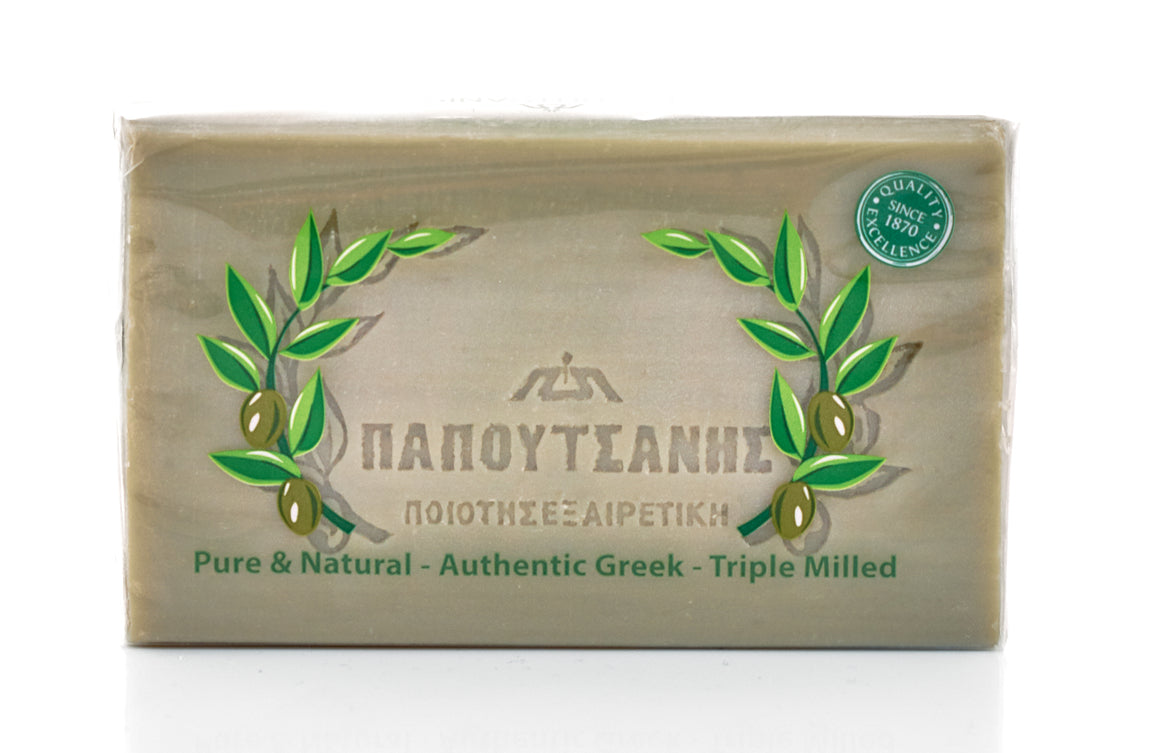 PLIAS Pure Traditional Olive Oil Soap