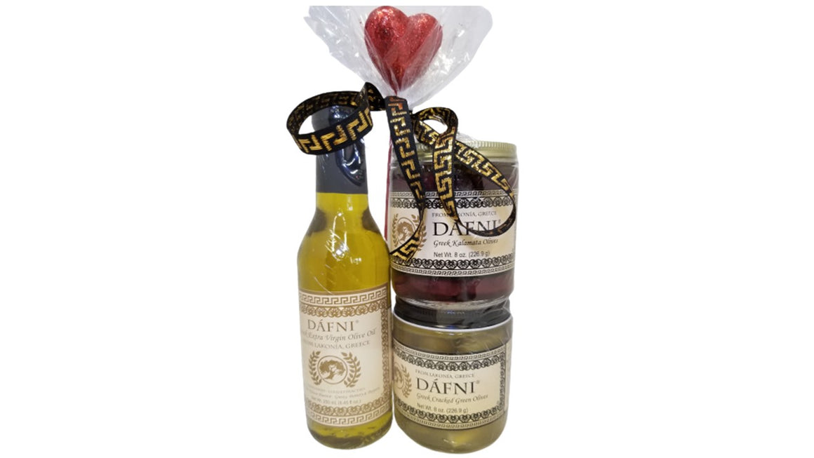 "Valentines Day 2021 - ""EVOO/Olives"""
