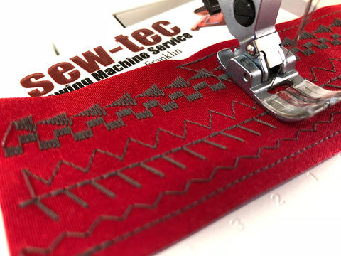 Sewing Machine Service Packages