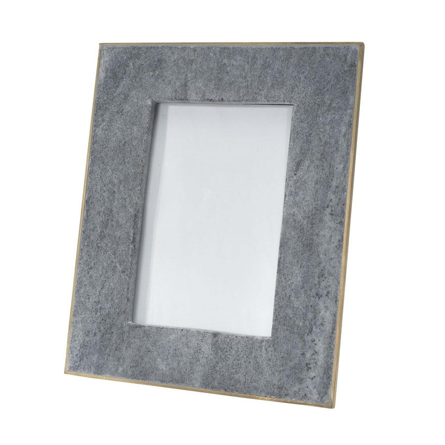 Black Marble Picture Frame