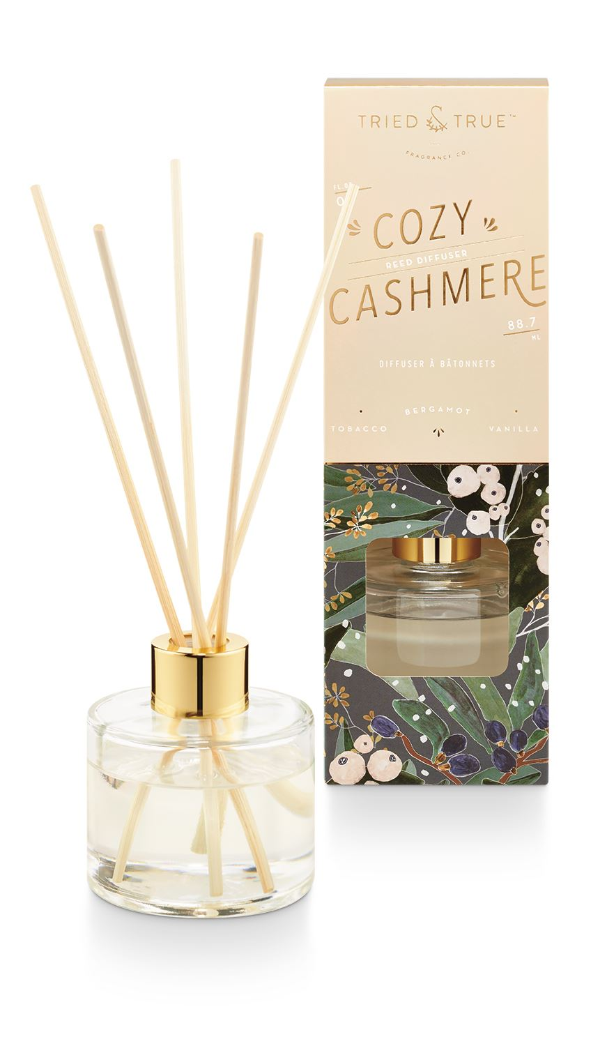 Cozy Cashmere Reed Diffuser