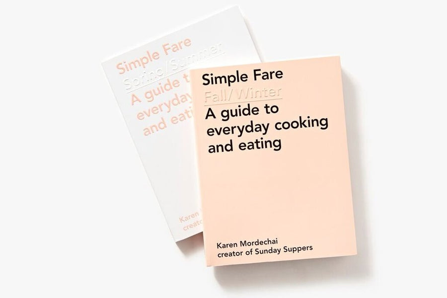 Simple Fare Spring/Summer