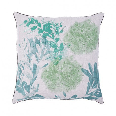 Flowering Gum Green Pillow
