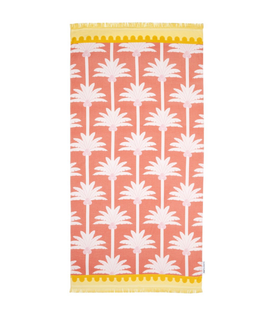 Fouta Kasbah Beach Towel