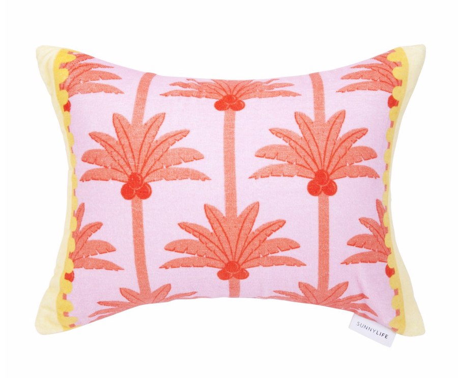 Kasbah Beach Pillow