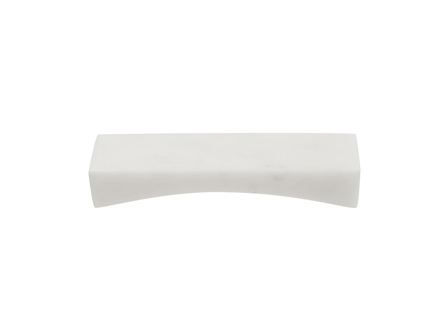 White Marble Cutlery Rest