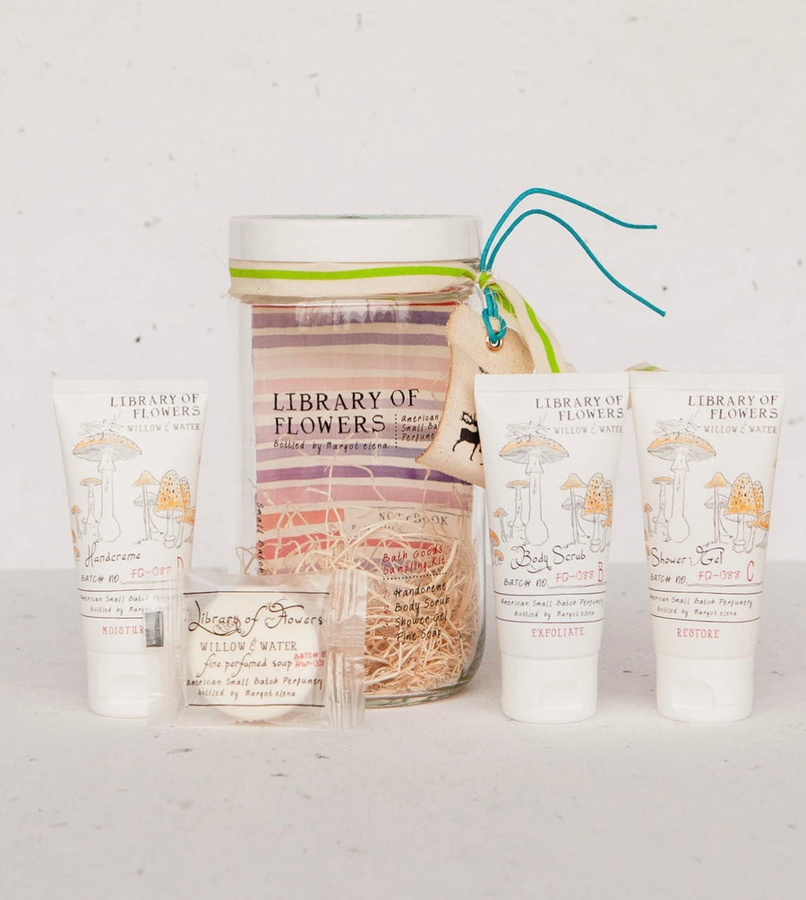 Willow & Water Bath Goods Kit