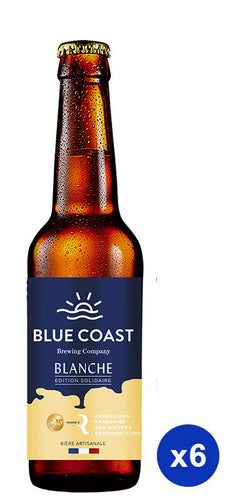 Blanche Solidaire Limited Edition Beer 33cl