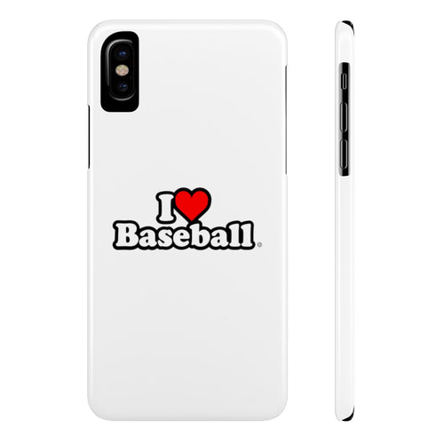 I Heart Baseball® Phone Case