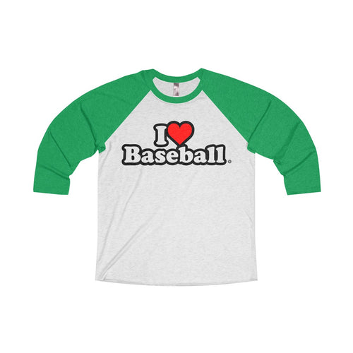 I Heart Baseball® Women's Baseball T-Shirt