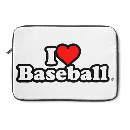 I Heart Baseball® Laptop Sleeve