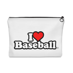I Heart Baseball® Carry All Pouch