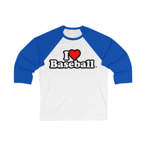 I Heart Baseball® Men's Baseball T-Shirt
