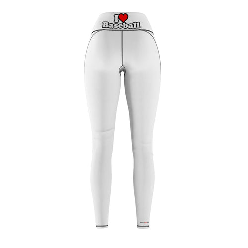 I Heart Baseball® Women's Leggings