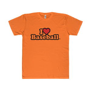 I Heart Baseball® Men's T-Shirt