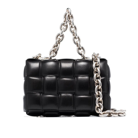 Bottega Veneta Chain Cassette Shoulder Bag