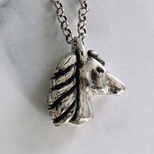 Load image into Gallery viewer, Majestic Stallion Horse Head Pendant