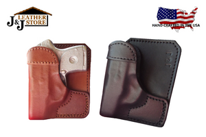 J&J Wallet Style Back/Cargo Pocket Holster