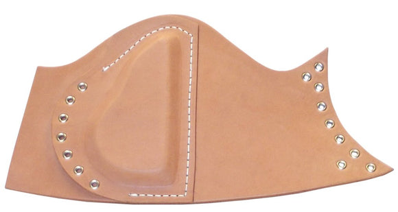 J&J Padded Leather Rifle Cheek Rest