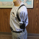 J&J Vertical Shoulder Holster Rig