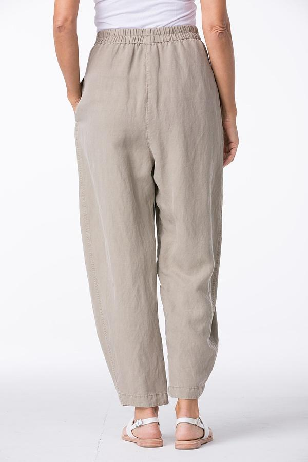 Casual Solid Side Pockets Bloom Pants
