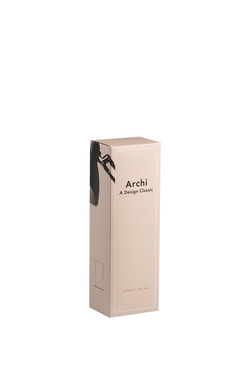 ARCHI T1 JUNIOR BLACK/SILVER