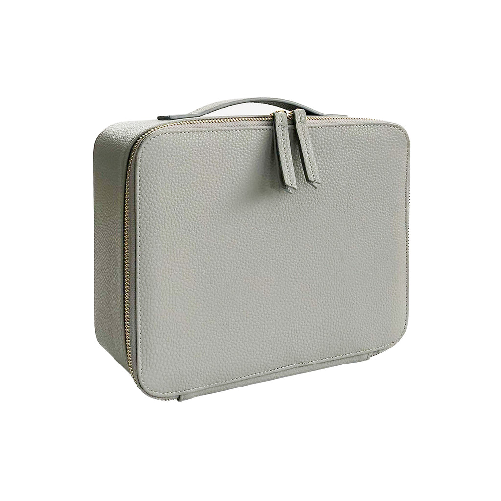 Colette Makeup Bag - Dove Grey