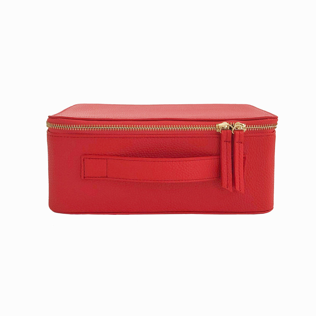 Colette Makeup Bag - Espresso