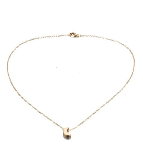 Collier Moon ParisFlavor