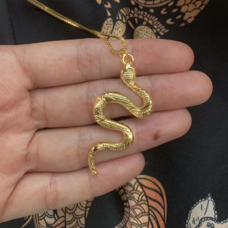 Collier Snake Paris Flavor