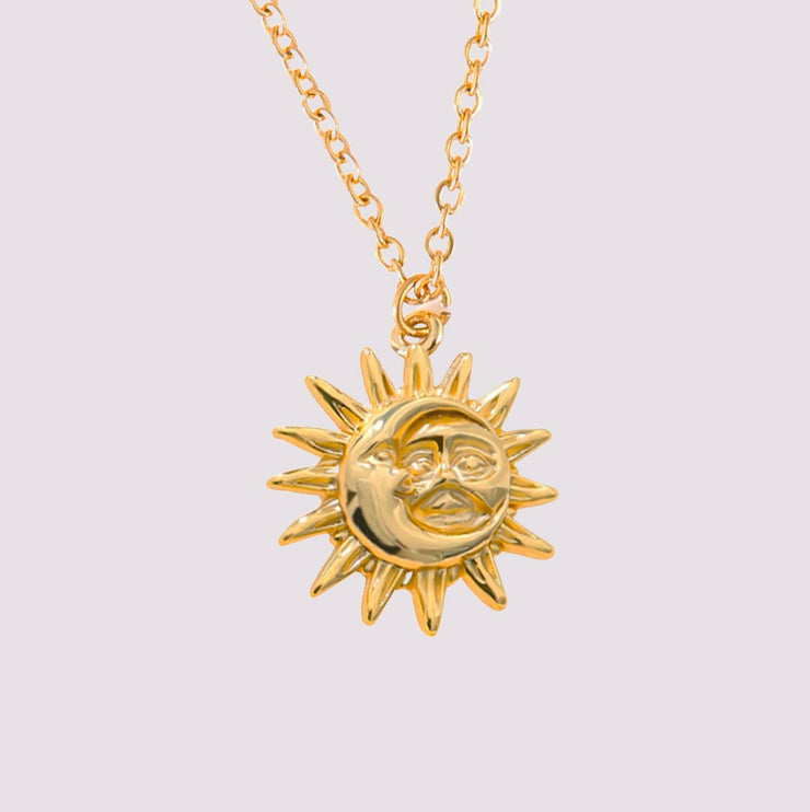 Collier Sun-Moon ParisFlavor