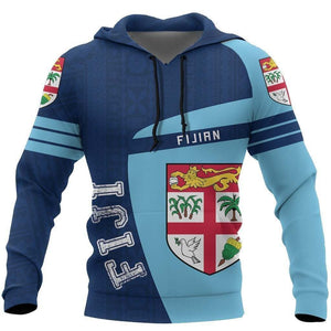 Fiji Hoodie 3D All Over Print | Hoodie | Unisex | Full Size | Adult | Colorful | HT2749